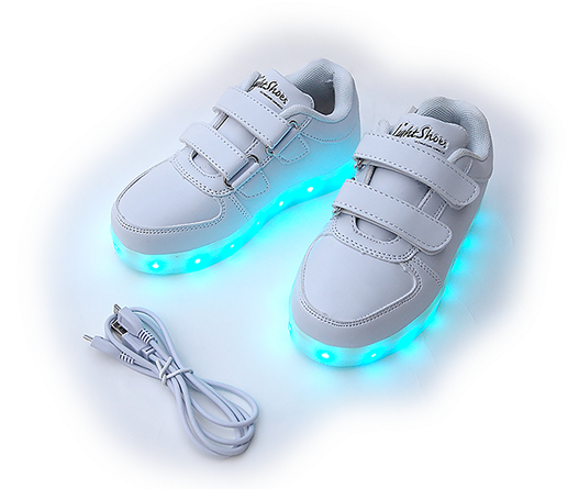 light shoes